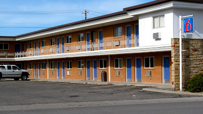 Motel 6, Riverton, Wyoming