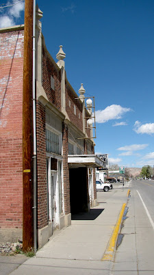 Masonic Lodge, Grey bull, Wyoming