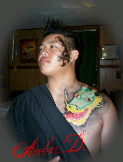 yakuza tattoos.jpg Japanese Dragon Yakuza Tattoo Design