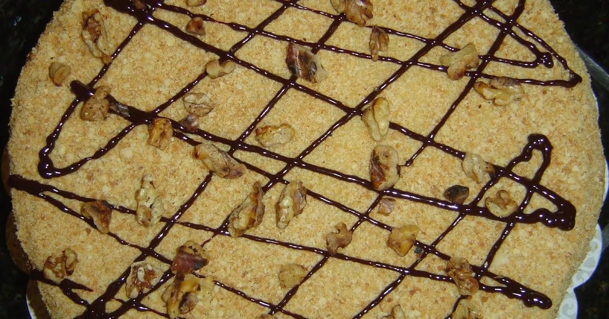 Cake Napoleonas