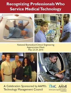 Celebrate National Biomedical/Clinical Engineering Appreciation Week