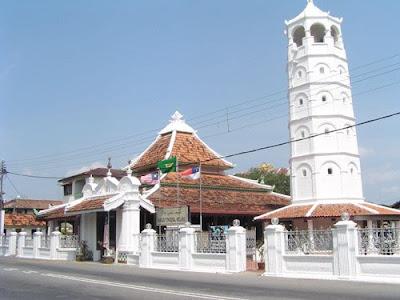 Masjid Bersejarah Di Melaka Merged Lagenda Mitos Sejarah Peristiwa Forum Cari Infonet