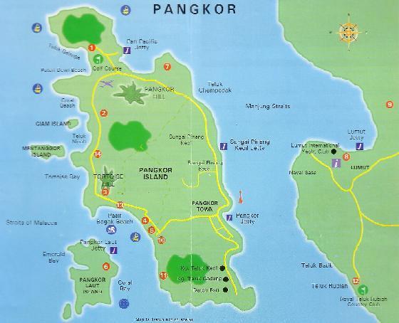 Pangkor Malaysia  city photos : Asia Vacation Resources MALAYSIA: PangKor Island