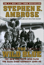The Wild Blue by Stephen Ambrose