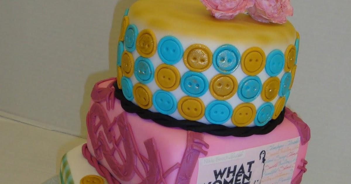 Creative Cake Factory Nikki Beach Miami What Women Want Event