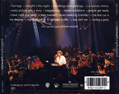 Johnny,Clara y Cia: ROD STEWART---UNPLUGGED AND SEATED-WITH RONIE WOOD