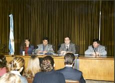 CONFERENCIA DE LA SUPREMA CORTE DE JUSTICIA DE LA PROVINCIA DE BUENOS AIRES