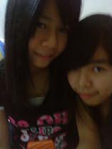 me & sister viola