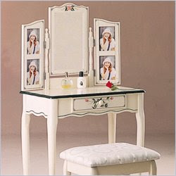 Life Is Coming Up Daisies A Few Vanity Table Re Vamp Ideas