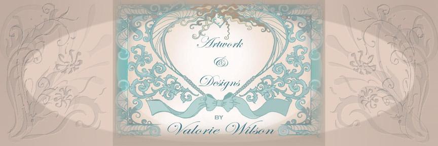 Valorie Wilson's Art & Design Cyber Studio