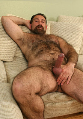 Hot Gay Hairy Daddy