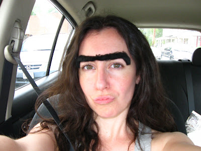 quotes about ugly girls. ugly girls with unibrows. my old friend the unibrow.