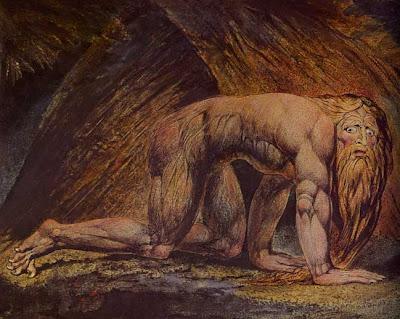 NIETZSCHE MURIÓ CRISTIANO! Nabucodonosor,+Wlliam+Blake