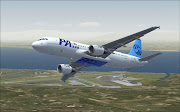 (Fictionary) Project Airbus A320200 CFM with registration DEATT. (pa )