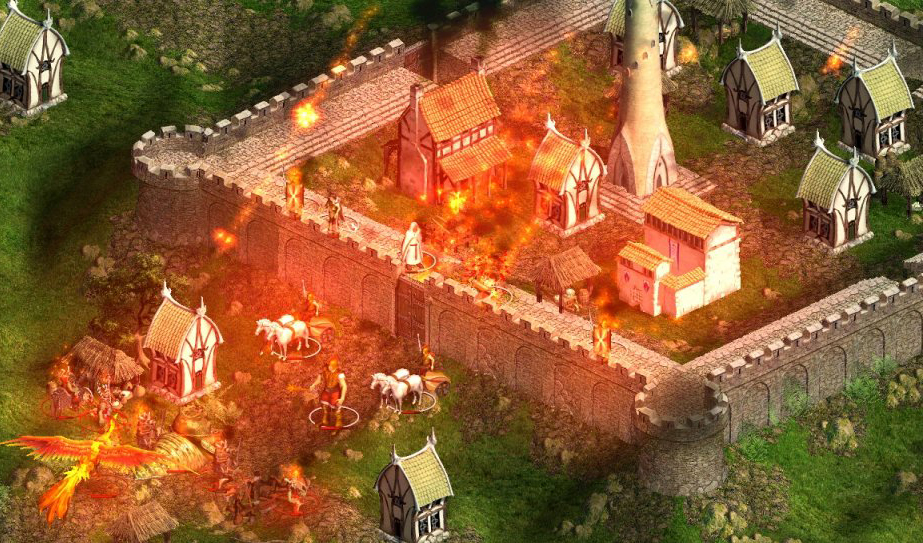 all Pc Game: Age of Wonders Trilogy Pack