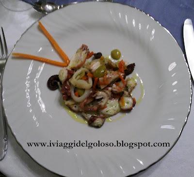 ricette estive ... insalatina di mare