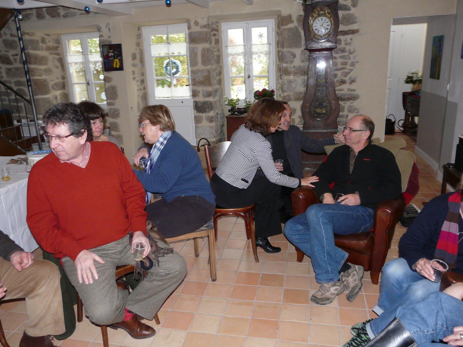 Les amis de la turlutte de kerners 1er janvier dejeuner for Dejeuner entre amis