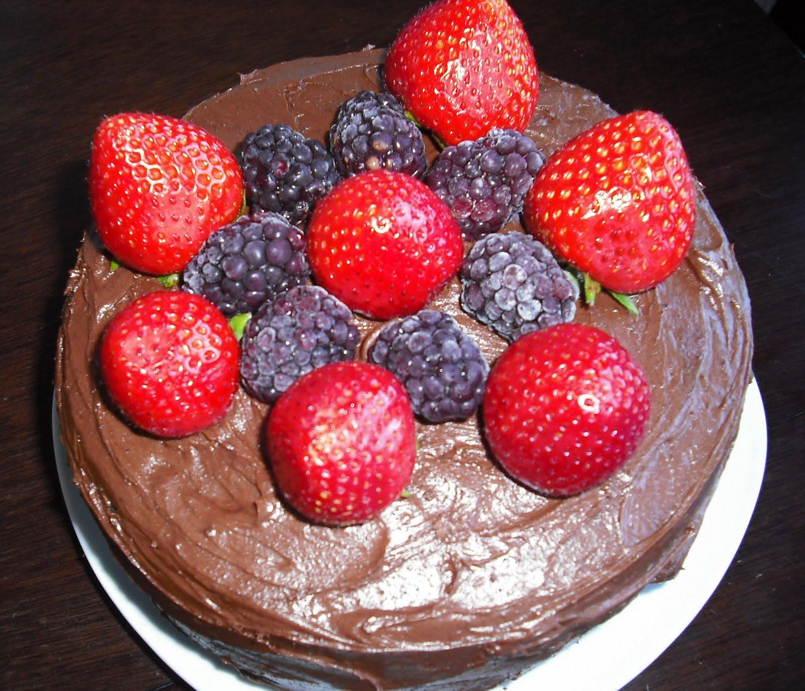 Everyday Chocolate Cake Magnolia Bakery