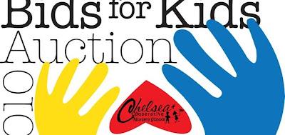 Chelsea Co-Op Nursery School - Bids 4 Kids Auction!