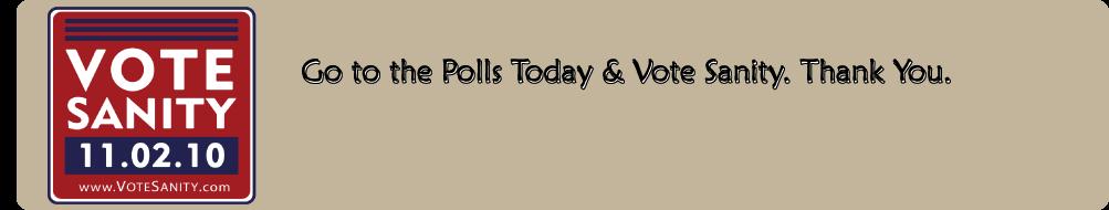 Vote Sanity