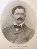 Arquitecto Emile Hugé (Francia 1863 / B.A. 08-01-1912) ÉCOLE DES BEAUX ARTS