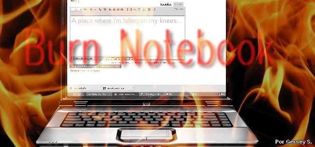 Burn Notebook