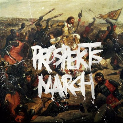 Coldplay - Prospekt's March