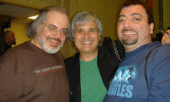Guitarist LAWRENCE JUBER &amp; WFUV&#39;s Darren Devivo