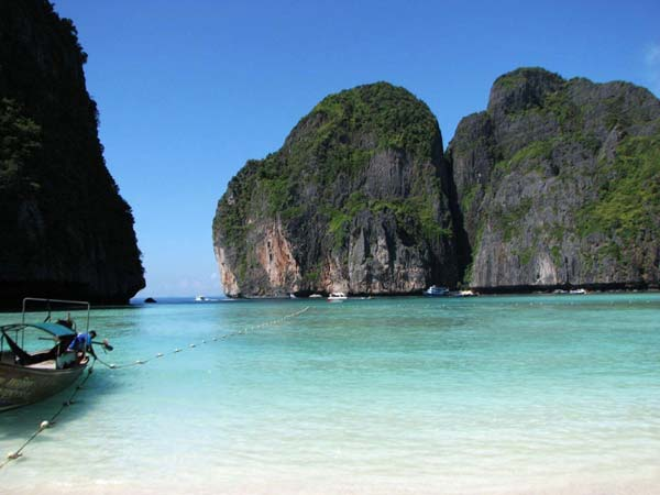 Beautiful Beaches Near Bangkok Thailand