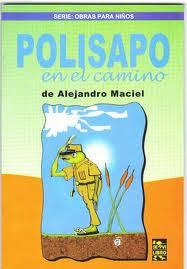 """La piedra del escándalo: """"Polisapo"""" de Alejandro Maciel y Augusto Roa Bastos"""