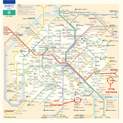 . became loose on me) and took the metro to Porte d'Italie station. (paris metro)
