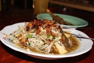 "Lontong Balap, Punya Cerita "" Kuliner Surabaya """