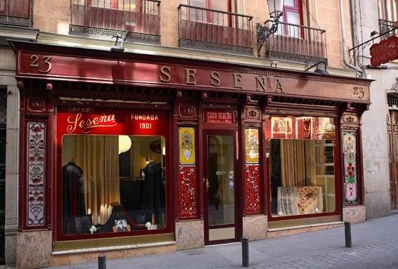 Tiendas de madrid descripci n de las tiendas cl sicas - Ebanistas en madrid ...