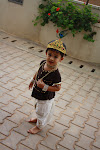 Our little Krishna..