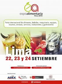 Feria PERÚ NATURA 2010: Vitrina internacional para productos naturales peruanos