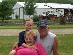 Grandma & Grandpa P