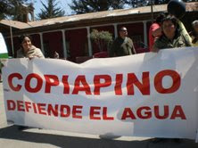 Copiapó y la Defensa del Agua
