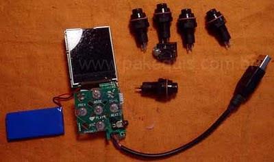 MP4 e os novos componentes