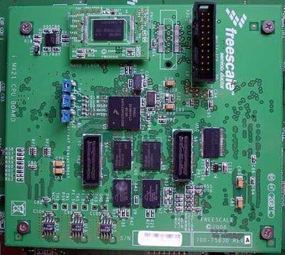 Placa do processador