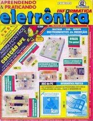 Aprendendo e praticando eletronica