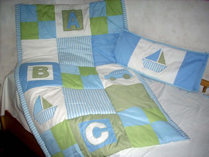 Tukuna para chicos - Acolchados en patchwork ...