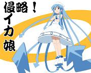 Squid girl. 1280x1024. Postado por diego Animes