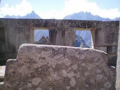 en el Machu Pichu