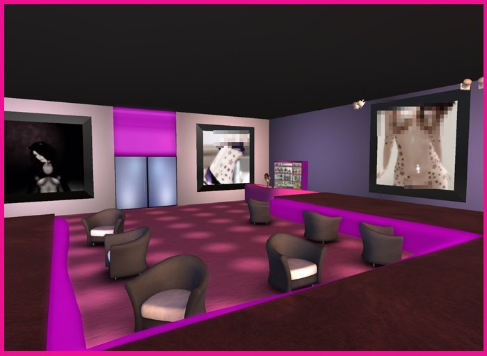 Use the main level as a strip club, the middle level to advertise escorts ...