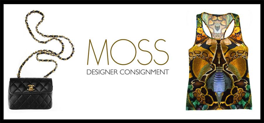 Moss Designer Consignment