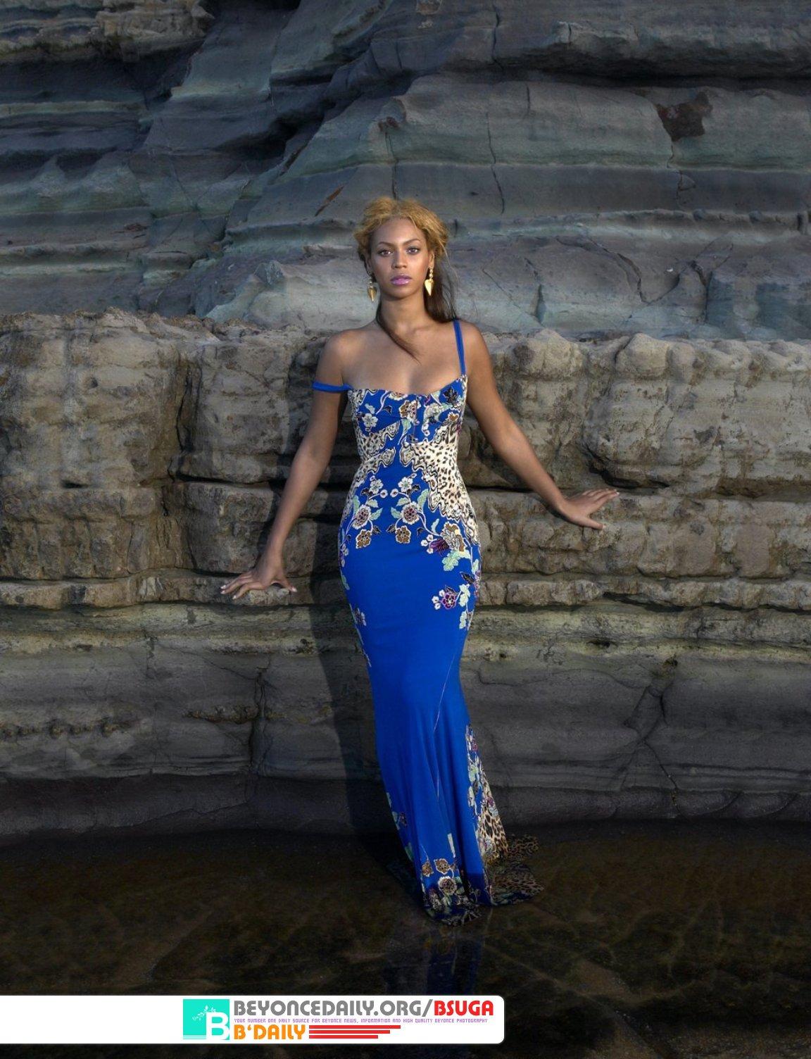 Beyonce 2003 Magazine