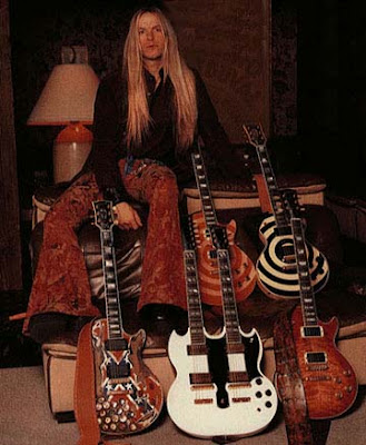 the guitarists of the past amp present zakk wylde