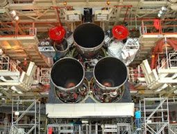 NASA Space Shuttle Main Engine