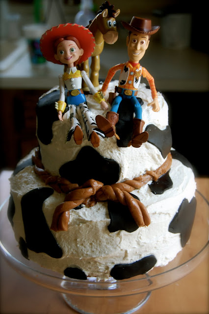 Ideas para fiesta Toy Story Jessy y Woody