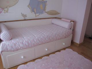 Caracolas deco mayo 2010 - Cama tipo divan ...